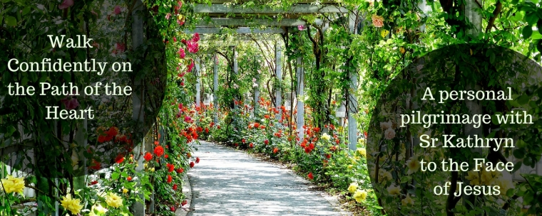Walk Confidently on the Path of the Heart