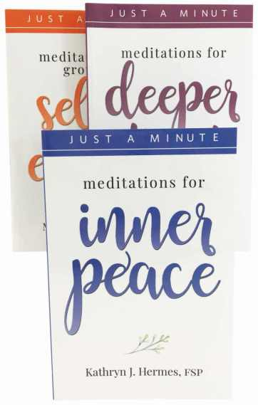 001 Page 25 Minute Meditations __ Catalog 2019